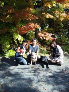 2009年10月九州にて